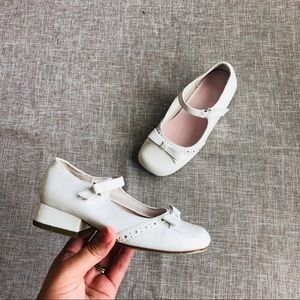 Smart Fit Toddler Pattern Leather Shoes